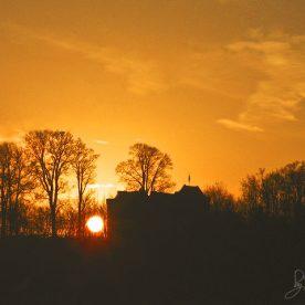 Awakening the Dawn over Huntingtower Castle