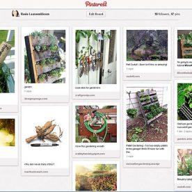 Recycling – make a pallet garden