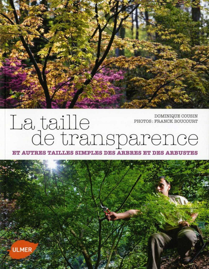 this is a book called la taille de transparence detailing how to prune using the sturdza technique
