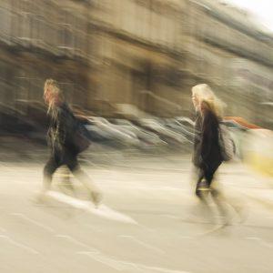 Edinburgh Street photography
